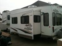 2003 REGAL PROWLER by FLEETWOOD. THIS 33 FOOT 5TH WHEEL