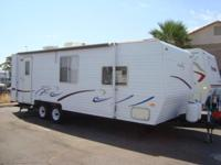 2003 Roadrunner 27RB Travel Trailer, Exceptional