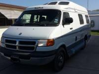 2003 Roadtrek Popular 190 Class B. Length 19FT- AC