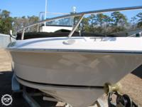 The Robalo R200 is a well rounded boat that will