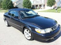 I have a 2003 Saab 9-3 convertible for sale. This