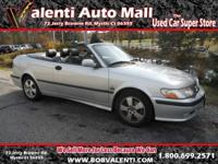 Options Included: N/AThis very nice 2003 Saab 9-3