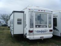 STOCK#7191 2003 30' SANDPIPER FIFTH WHEEL IN EXCELLENT