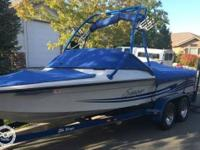 2003 Sanger Ski boat, excellent condition, low hours