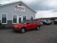 2003 Saturn Vue AWD V6 3.5L V-6 Automatic Transmission