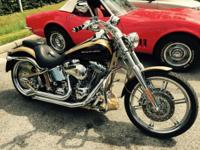 HARLEY DAVIDSON FXSTDSE Always Garaged and Never laid