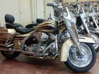 Nice 2003 Harley Davidson Roadking with 44514 Miles.