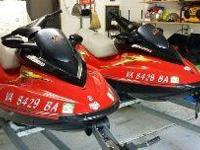 2003 Sea-Doo RXDI (Pair) Please contact the owner Jim