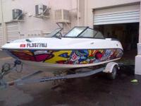 2003 Sea Doo Sportster LE 15' Jet Boat, Brand New 951cc