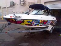 Type of Boat: Jet Boat Year: 2003 Make: SEA DOO Model: