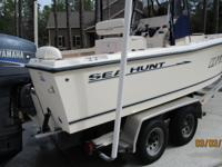 Sea Hunt has been building quality center consoles for