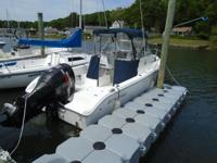 22 foot Sea Pro 2003 220 Walk around is for sale and