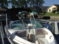 2003 Sea ray 176 inboard bowrider. 17.5 ft. Good