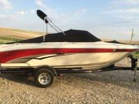 2003 Sea Ray 185 Bowrider with Trailer. 2003 Sea Ray