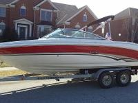 Nice 2003 Sea Ray 200 Bow Rider with a Mercruiser 260hp