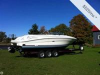 - Stock #078176 - 2003 Sea Ray 290 BowRider!! Boaters