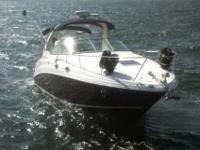 2003 Sea Ray 280 Sundancer powered with twin 5.0L