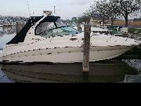 We have decided to sell our treasured Searay. It's been