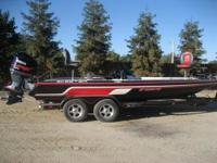 Single, Lure Well, Live Well, Trailer, Fish Finder,