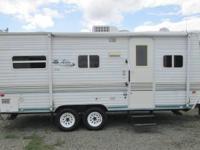 2003 Skyline Aljo travel trailer ... 19 feet ... 4,230