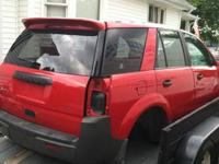 All wheel drive saturn vue parts offered, all are