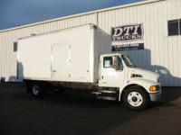 Great Running Box Truck With 59 812 Miles. GVWR 10 000