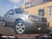 LUXURY AT A WHOLESALE PRICE!! This 2003 Subaru Forester