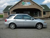 Options Included: N/AThis is the one. 2003 Subaru