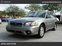 2003 Subaru Legacy Wagon Our Location is: Mercedes-Benz