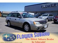 Come test drive this 2003 Subaru Outback! Safe and