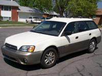 NO REPAIRS NEEDED!!!   2003 Subaru
