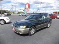 Very Sharp Subaru Outback AWD! Please call  or visit