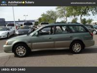 Exterior Color: green, Body: Wagon, Engine: Gas Flat 6