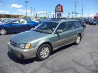 A Must See Double Sun Roof Subaru Outback Limited AWD!