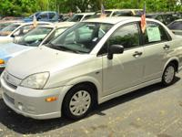 Options Included: N/A2003 SUZUKI AERIO GS, SILKY SILVER