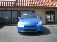 Options Included: N/AThis is a beautiful BLUE 2003
