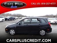 Options:  2003 Suzuki Aerio Sx|Visit Cars Plus Credit