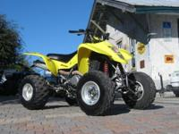2003 Suzuki LTZ 400. Call . Visit our website