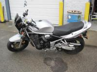 GREAT PRICE FOR A GREAT BIKE!!!!!! The Bandit 1200S is