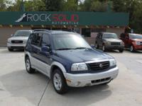 Options Included: N/AThis 2003 Suzuki Grand Vitara