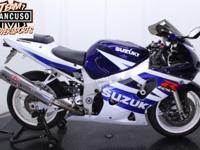 2003 Suzuki GSX-R600 The GSX-R600 is the 2002 AMA 600