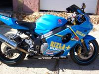 2003 GIXXER 1000 CLEAN BIKE VERY FAST 15K CLEAN AND