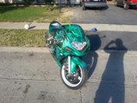 YOU MUST SEE THIS IN PERSON! CLEAN BIKE WITH CUSTOM