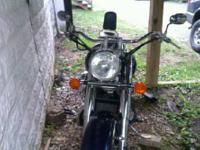 Don't miss out on this like new bike! 2003 with Only