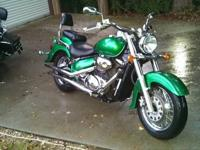 2003 Suzuki Intruder Volusia 800cc V Twin For Sale or