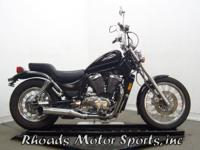 2003 Suzuki Intruder VS800 With 33,974 Miles. A nice