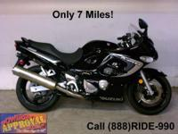 2003 Suzuki Katana 600 - Sport bike for only $999.00!