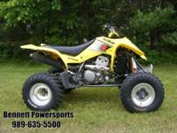 2003 Suzuki LTZ-400 for sale. This 2003 Quadsport is
