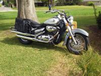 I have a 2003 Suzuki Volusia Intruder 800 that I'm