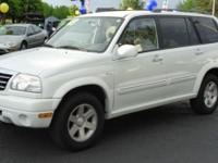 Engine: V6 Drivetrain: 4X4 Exterior Color: WHITE